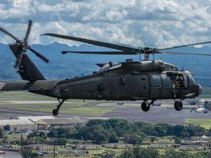 3 soldiers killed when Minnesota National Guard Black Hawk crashes
