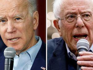 Biden, Sanders spar over past Social Security stance in new videos