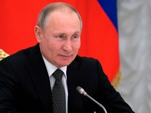 Russia sets date for referendum that could extend Putin's rule