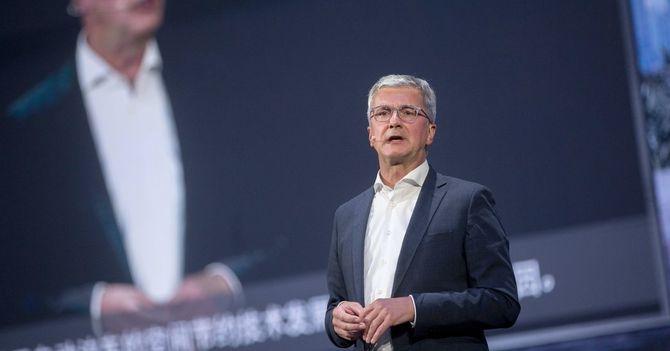Audi Chief Rupert Stadler Is Investigated in VW Emissions Scandal