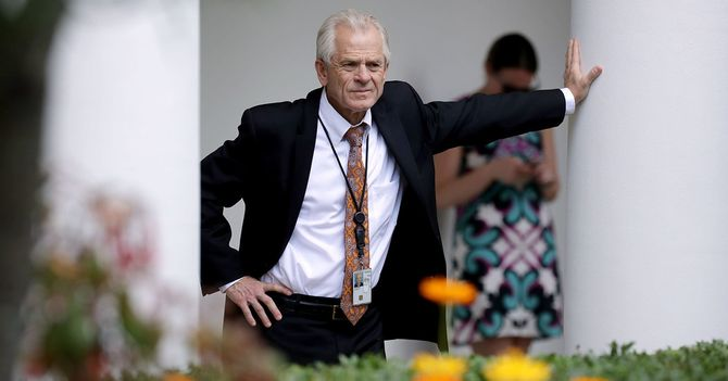 Who Is Peter Navarro, the Trump Adviser With Sharp Trade Words?