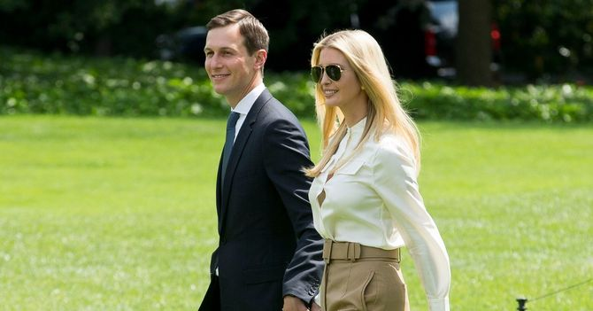 Ivanka Trump and Jared Kushner Benefited From Busy 2017 in Investing, Filing Shows