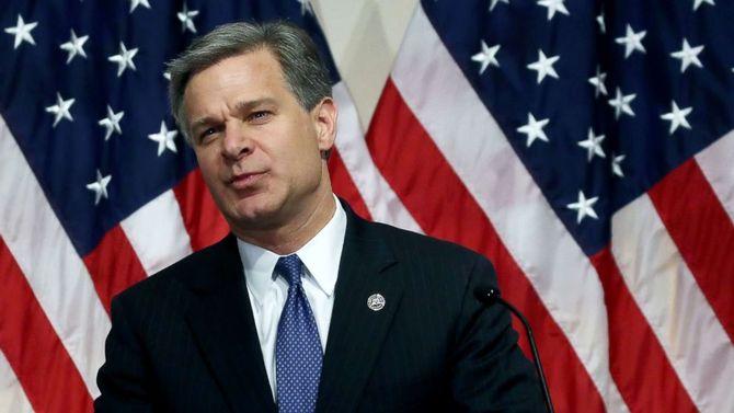 FBI Director Wray defends FBI after highly-critical DOJ watchdog report