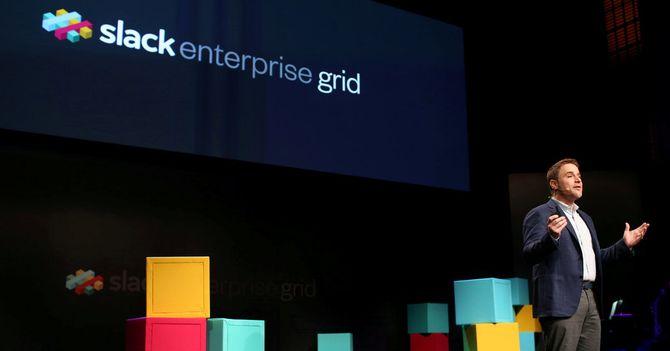 Slack Raises $427 Million More, at $7.1 Billion Valuation
