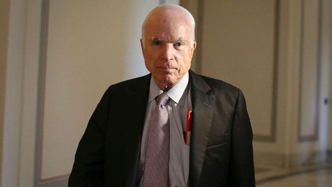 John McCain, Arizona senator and Vietnam war hero, dies at 81