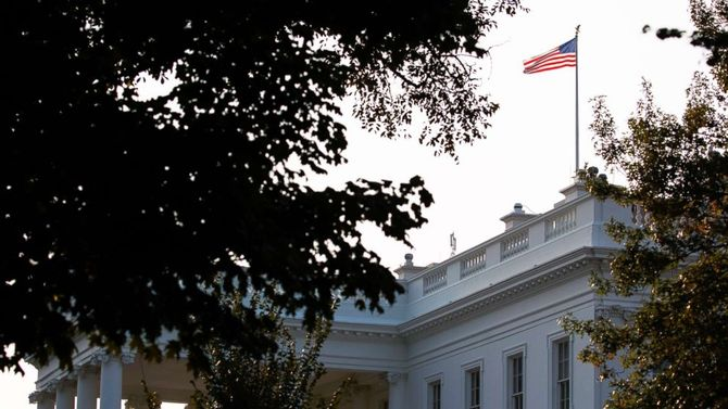 White House flag no longer at half-staff after McCain's death