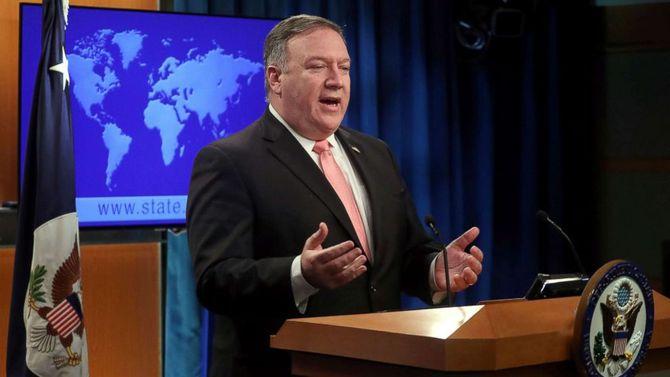 Trump calls Khashoggi killing 'one of worst cover-ups,' Pompeo penalizes Saudis