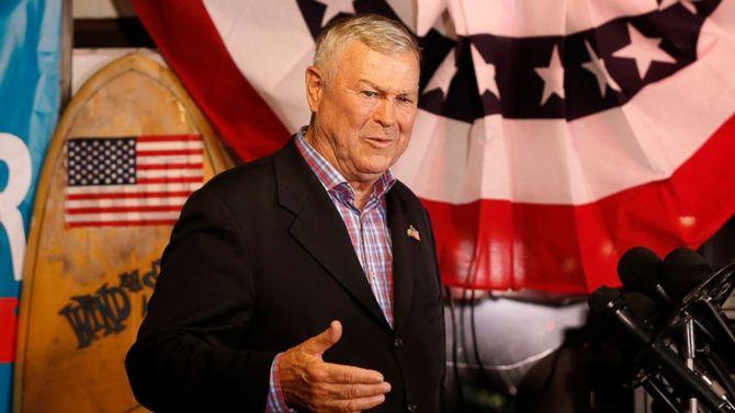 Longtime California GOP congressman loses seat to executive