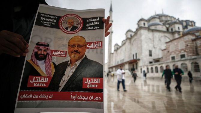Trump expecting CIA briefing on Khashoggi killing