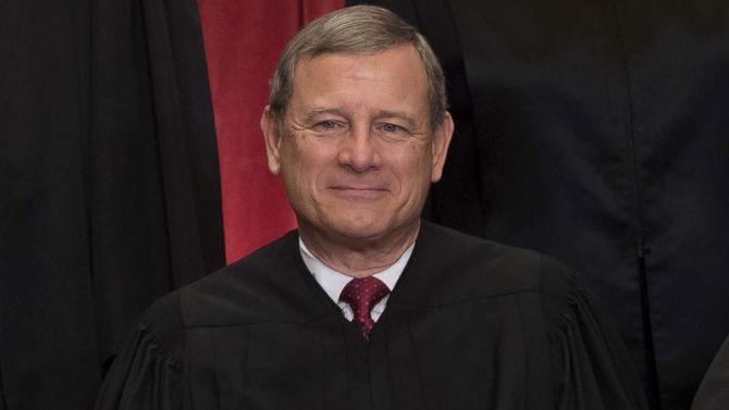 Roberts criticizes Trump for 'Obama judge' asylum comment
