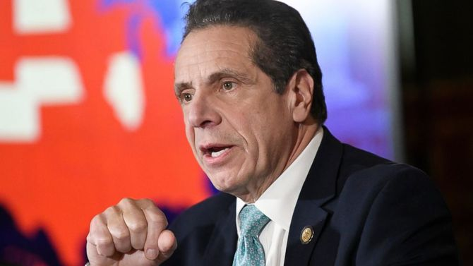 New York Gov. Cuomo to urge Trump to rethink tax changes