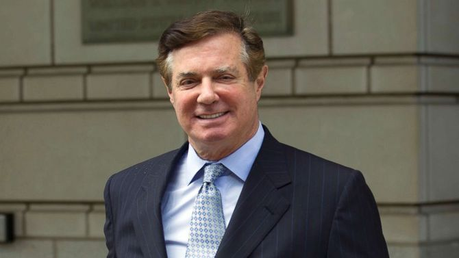 Judge: Trump's former campaign chairman lied to the special counsel team
