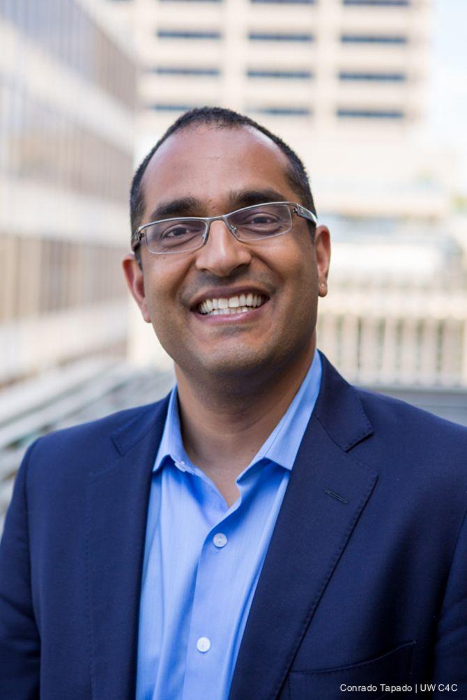 Univ. of Washington CoMotion innovation center chief Vikram Jandhyala to step down in June