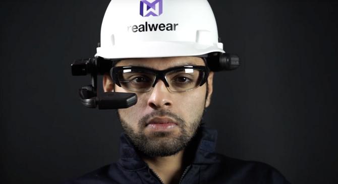 Industrial augmented reality smart headwear maker RealWear raises another $5M