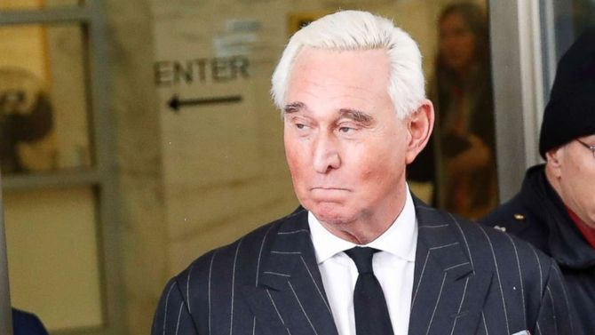 Roger Stone summoned to explain Instagram post about judge