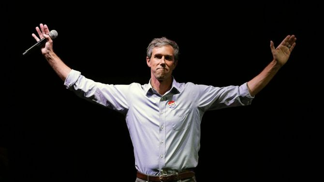 Beto O'Rourke announces 2020 presidential bid