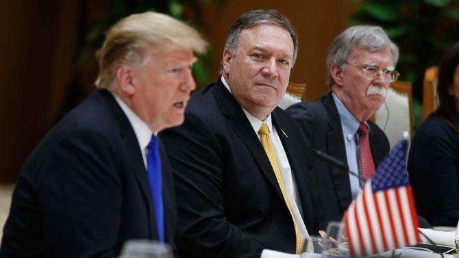 Pompeo, Bolton deny derailing North Korea nuclear talks after regime calls them out
