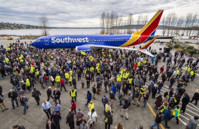 Report: Optional safety features for Boeing 737 MAX jets will be offered for free