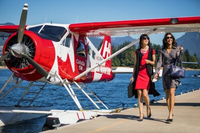 MagniX and Vancouver's Harbour Air team up to test all-electric plane for B.C. flights