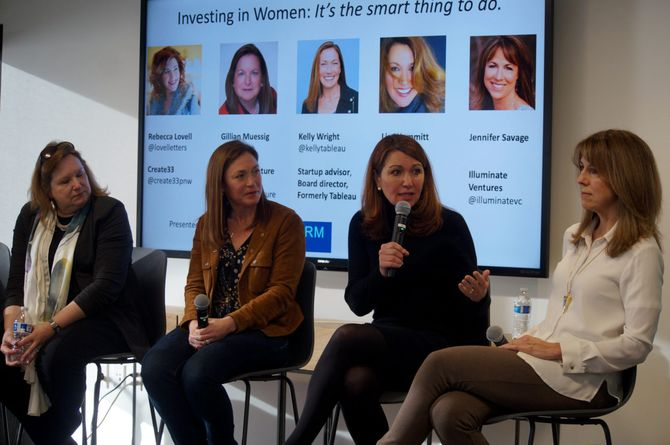 Should gender diversity on corporate boards be legally required? Women VCs, tech execs weigh in