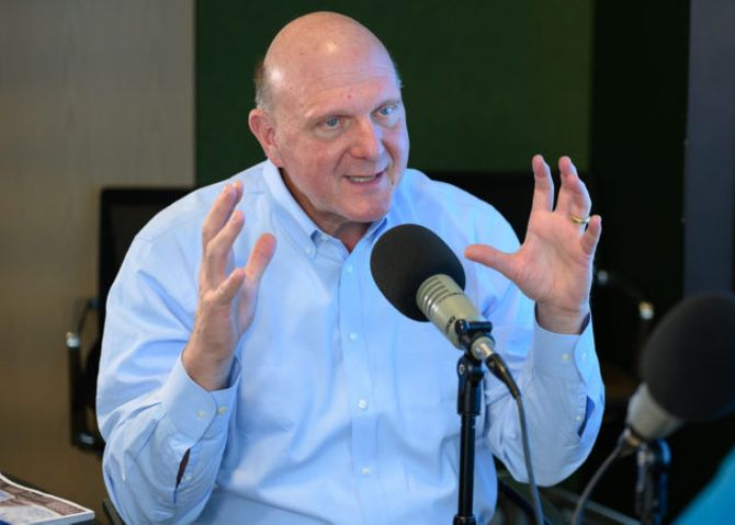 Steve Ballmer breaks down the numbers behind the LA Clippers' historic NBA playoff comeback win