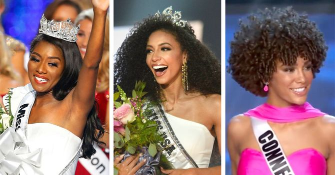 Miss America, Miss Teen USA and Miss USA Are All Black Women for the First Time