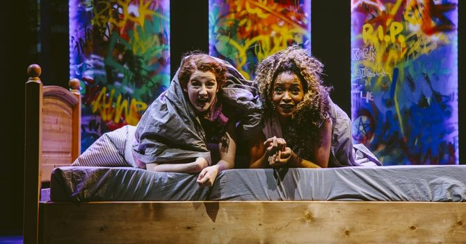 Review: Playwright Qui Nguyen makes a superhero out of an LGBTQ 17th century rule-breaker