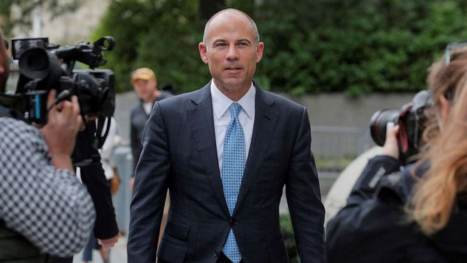 Celebrity attorney Michael Avenatti convicted in Nike extortion case