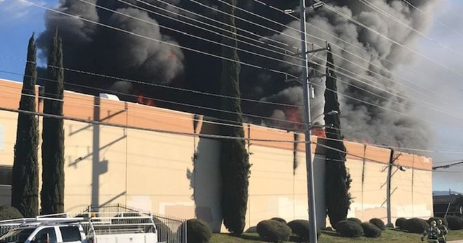 How a fire in the Inland Empire could spell doom for the worldwide vinyl LP boom