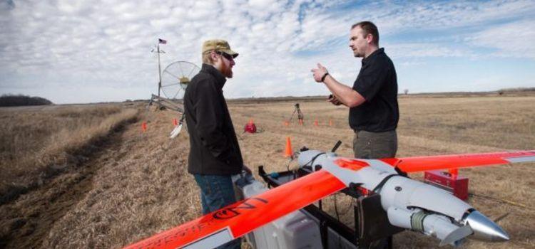Microsoft TechSpark grants $100K to North Dakota's Airtonomy drone startup