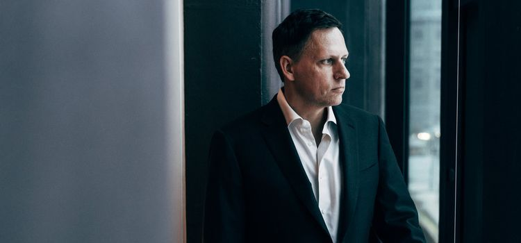 DealBook Briefing: Peter Thiel Accuses Google of Arming China (Again)