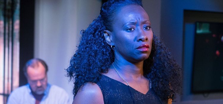 Review: 'Human Interest Story' at the Fountain Theatre grapples with today's crises
