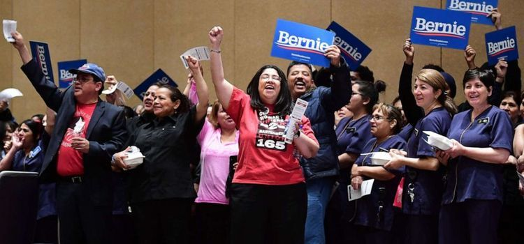 Bernie Sanders leads early as confusion delays Nevada results: Live updates