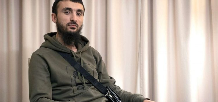 Chechen exile survives suspected assassination attempt after fighting off attacker